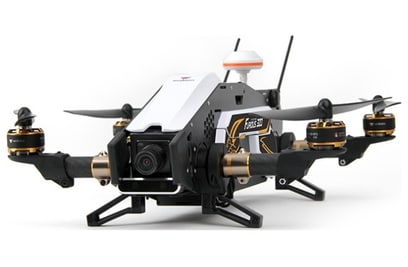 Walkera Furious 320 (Devo10, 1080p, TX-fpv, OSD, GPS)