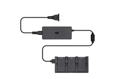Хаб для заряда 3 аккумуляторов DJI Spark