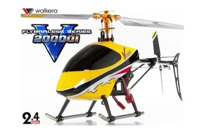 Walkera V200D01 3-Axis 2.4G