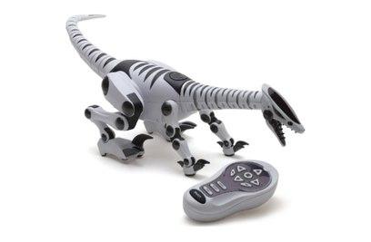 WowWee Roboreptile 8065 Интерактивный робот