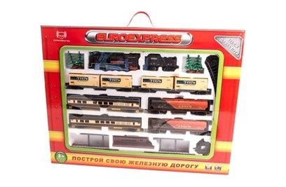 Железная дорога 325 см EUROEXPRESS (Набор 1601А)