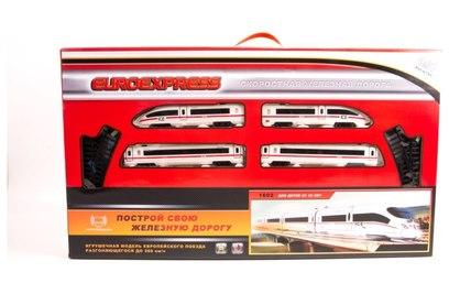 Железная дорога 325 см EUROEXPRESS (Набор 1602A)