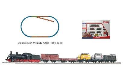 Стартовый набор модельной железной дороги Piko *Грузовой состав DR* - 57120
