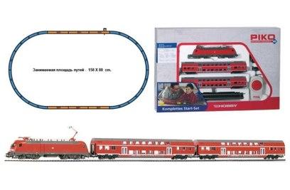 """Стартовый набор железной дороги Piko """"Express DB"""""""