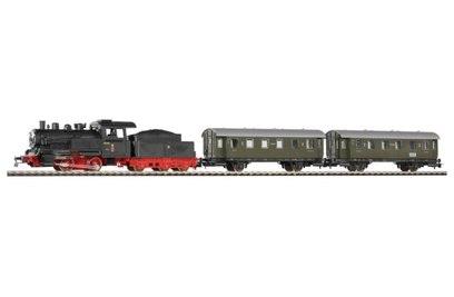 Стартовый набор Piko модельной железной дороги «Пассажирский поезд PKP» - 97910