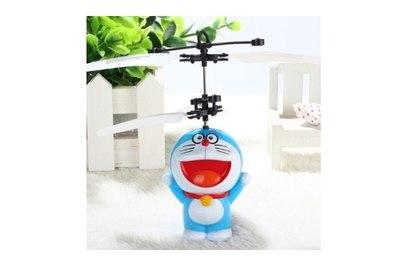 Летающая игрушка кот-робот Дораэмон