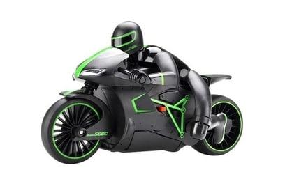 Радиоуправляемый мотоцикл Zhencheng 1:12