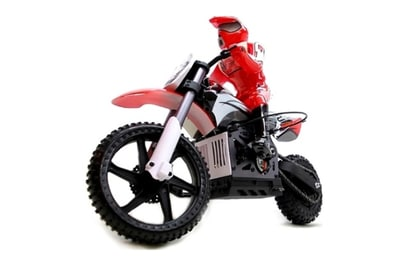 Р/у мотоцикл Himoto Burstout RTR 1:4
