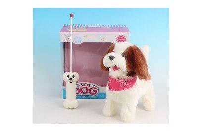 Радиоуправляемая плюшевая собака 9698B4