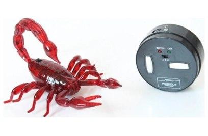 Радиоуправляемая игрушка-скорпион ИК-управление Jin Xiang Toys - 9992