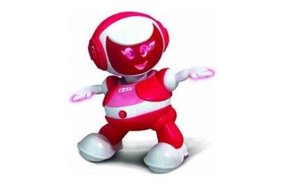 Танцующий робот TOSY Disco Robo Andy (Red)