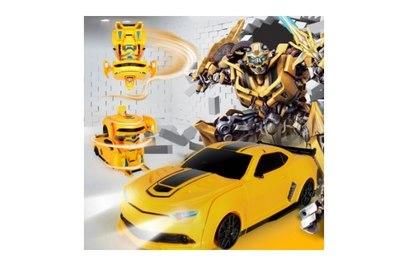 Робот трансформер Chevrolet Camaro 1:24 MZ-2827X 1:24
