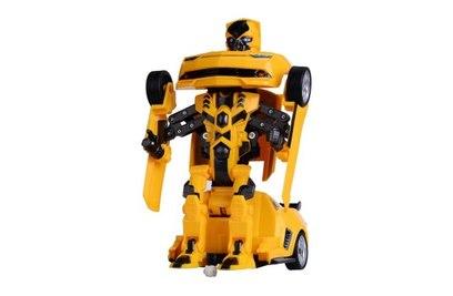Р/у робот-трансформер JQ Troopers Fierce TT-661