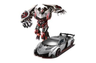 Р/у робот-трансформер JQ Troopers Violent - TT667A