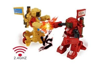 Радиоуправляемый робот-боксёр WL Toys Fighting Robot 2.4G
