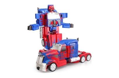 Р/у робот-трансформер JQ Troopers Strong TT662