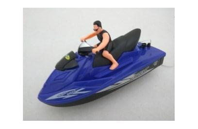 Радиоуправляемый гидроцикл Motorboat Tonshuo - 6656