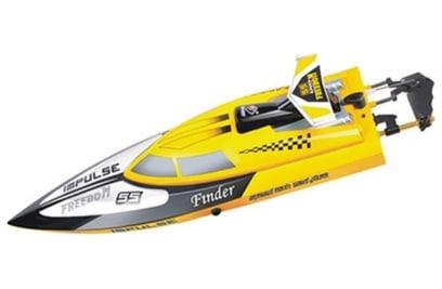 Радиоуправляемый катер WLToys WL912 Tiger-Shark 2.4G