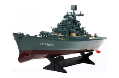 Радиоуправляемый корабль Heng Tai Battleship Yamato 40Mhz, 27Mhz