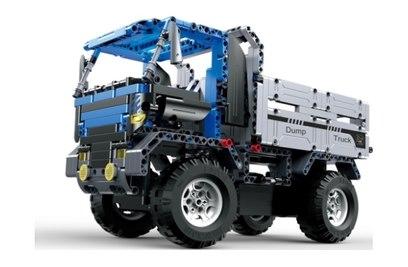 Радиоуправляемый конструктор-самосвал Dump Truck