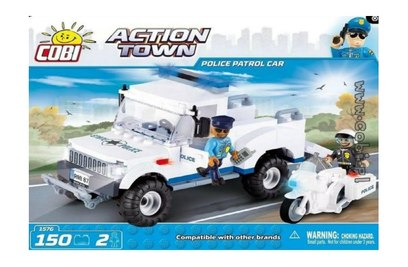 Конструктор Police Patrol Car - COBI-1576