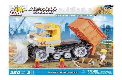 Конструктор Caterpillar Bulldozer - COBI-1673
