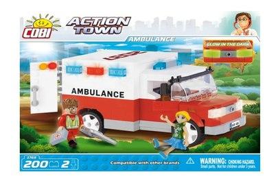 Конструктор Ambulance v2 - COBI-1765