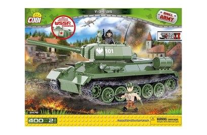 Конструктор танк T34 - COBI-2476