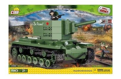 Конструктор танк KV-2 - COBI-2490