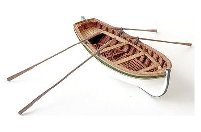 Сборная деревянная модель Четырехвесельная шлюпка 1:36 - LSM0402