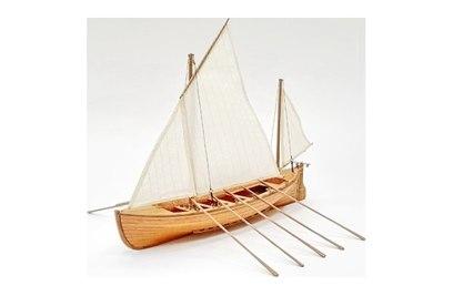 Сборная деревянная модель Спасательный вельбот