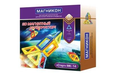 Магнитный конструктор МАГНИКОН MK-14