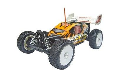 BSD Racing Off-Road Buggy OS.18 Waterproof 4WD (багги; 1:10)