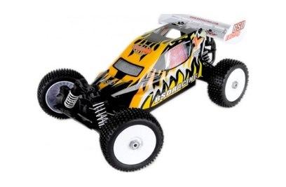 BSD Racing Off-Road Buggy OS.18+autostart Waterproof 4WD (багги; 1:10)