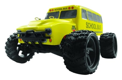 Himoto School Bus E18BSL Brushless (Монстр-трак)