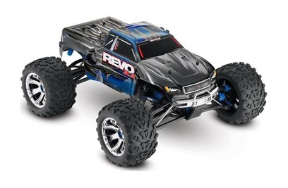 Traxxas Revo 3.3 TQi 4WD (монстр, 1:10)
