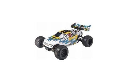 Thunder Tiger Tomahawk ST Yellow Edition 4WD (трагги; 1:10)
