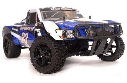 HSP Destrier Two Speed 4WD (шорт-корс трак; 1:10)