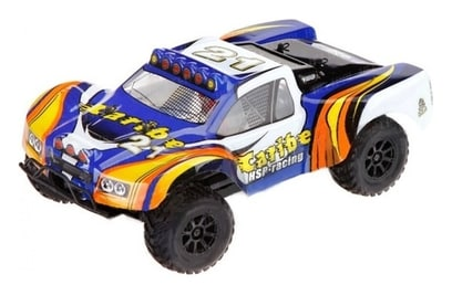 HSP Caribe 4WD (шорт-корс трак, 1:18)
