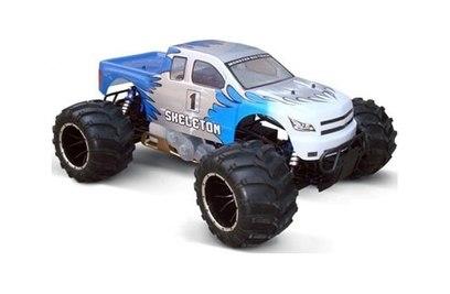 Бензиновый монстр HSP Skeleton 4WD RTR масштаб 1:5