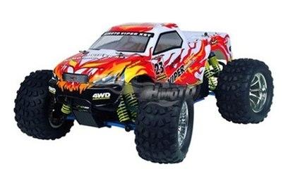 HSP Nitro Off Road Monster Truck 4WD (Монстр-трак; 1:10)