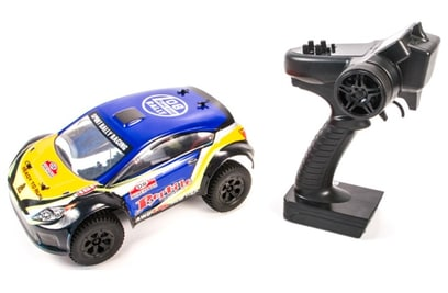 HSP 4WD Rally Car (Brushed, Ni-Mh)