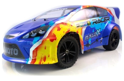 Iron Track Rally 4WD IT-E10XR (ралли; 1:10)