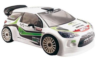 HobbyTech STR8 Rally Cross Alex Theuil 4WD (ралли, 1:8)