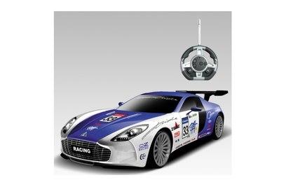 Радиоуправляемый конструктор - автомобиль Aston Martin Sport