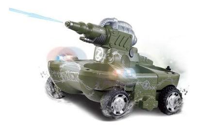 Радиоуправляемый танк-амфибия YED Amphibious 35Mhz