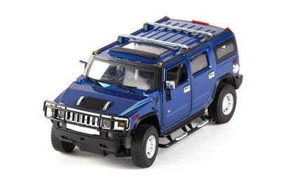 Радиоуправляемый джип MZ Model Hummer H2