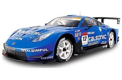 Радиоуправляемая машинка MJX Nissan Fairlady Z Super GT500