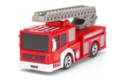 Радиоуправляемая пожарная машина 1:43