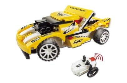Радиоуправляемый конструктор - автомобиль LXY10C
